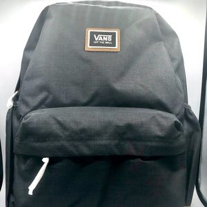 """Vans Realm Plus backpack with 15"""" laptop sleeve"""